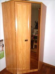 armoire d angle chambre meuble angle chambre armoire dangle 2 portes oskar petit meuble