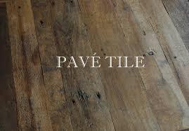 Pavé Tile Wood  Stone Inc  Reclaimed And Aged Engineered Oak - Antique oak engineered flooring