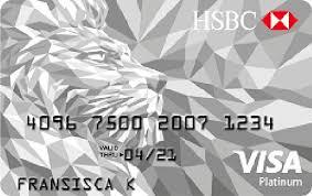 persyaratan buat kartu kredit hsbc berapa limit hsbc credit card platinum acquisition