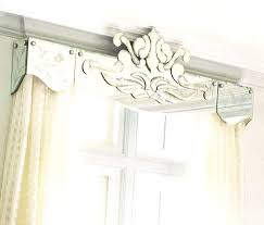 Window Box Curtains Diy Cornice Stylish Window Box Curtains Ideas With Best Cornice
