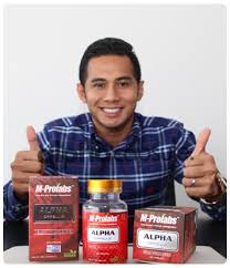 alpha capsule suplemen herba lelaki terbaik