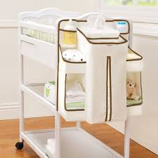 Diaper Changing Table by Munchkin Nappy Baby Changing Organiser Hanging Baby Diaper