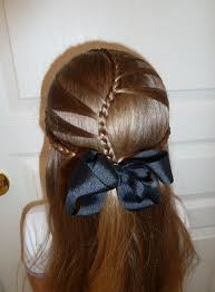hair styles for back of 21 cute hairstyles for girls hairstyles weekly