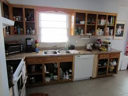 budget kitchen makeover huge results with just a little paint