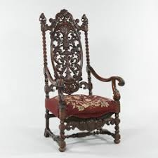William And Mary Chair Fine Furniture September 2012
