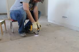 Subfloor For Laminate Flooring Why Particle Board Subfloors Are Bad Chris Loves Julia