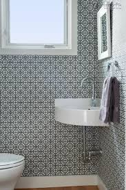 wallpapered bathrooms ideas toilet wallpapers with 60 items