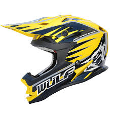 amazon com offroad helmet goggles wulf advance motocross helmet amazon co uk sports u0026 outdoors