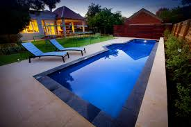 bedroom sweet fibreglass lap pool residential gold winner