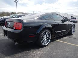 2008 ford mustang gt premium pre owned 2008 ford mustang gt premium bullitt coupe in the