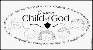 i am a child of god coloring page omeletta me