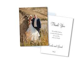 thank you card ideas collection flat photo thank you cards 4x8