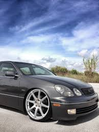 lexus gs300 stance ag archives velgen wheels