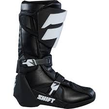 off road riding boots shift mx boots whit3 black 2018 maciag offroad