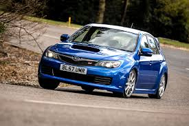 sporty subaru impreza sporty subarus from 3500 used car buying guide autocar