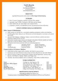 Admin Job Resume Sample 11 Resume For Office Jobs Mla Cover Page