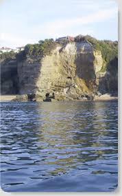 la chambre d amour biarritz association de protection et de valorisation de la falaise de