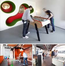 jeux bureau espace de travail collaboratif en terrain de jeu en 10 photos