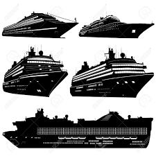 Cruise Ship Meme - make meme with cruise ship silhouette clipart