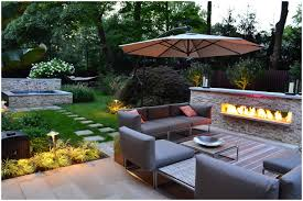 modern backyard design lawn garden charming simple small garden