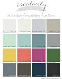best paint colors 16 of the best paint colors for painting furniture