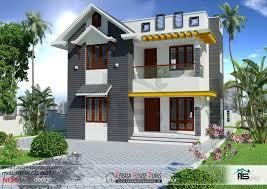 kerala bedroom house plans in double floor 196c11968b1df2ef plan 3