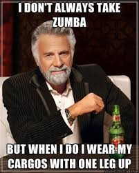 Zumba Meme - 20 funniest zumba memes you must see love brainy quote