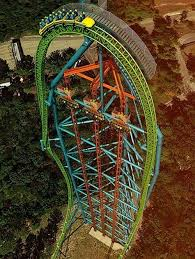 New Jersey travel adventures images Zumanjaro drop of doom the world 39 s tallest roller coaster jpg