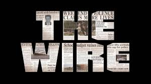 the wire official website for the hbo series
