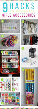 organize hair accessories 67 changing organization tips hacks for stress free