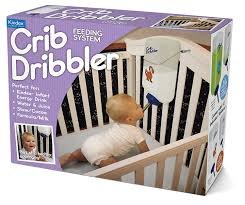 Bed Crib Attachment by Amazon Com Prank Pack Crib Dribbler Toys U0026 Games