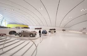 ferrari museum enzo ferrari museum extension future systems shiro studio