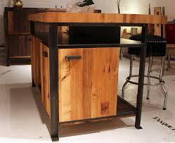 ilot de cuisine en bois meuble bas cuisine bois great meuble cuisine en bois cuisine