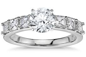 asscher cut diamond engagement rings 10 of the hottest engagement ring trends right now bridalguide