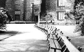 Old Park Benches Bench The History Of Towneley Park
