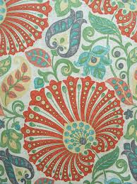 floral prints drapery fabrics home decor color master ideas
