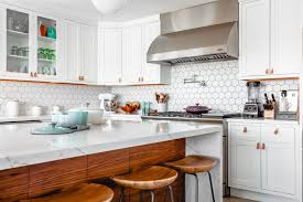 best kitchen cabinet color for resale 2019 the most popular kitchen cabinet colors and styles real simple