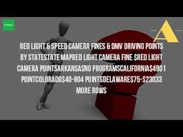 fine for running a red light how much is fine for running a red light youtube