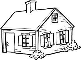 free simple black white house clip art image 1000 advanced