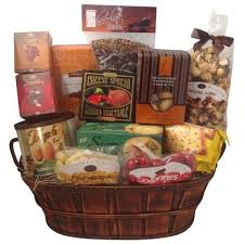 Snack Baskets Corporate Gift Baskets All Wrapped Up Gift Baskets