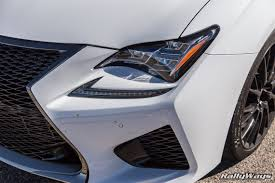 lexus rc f hre the powerhouse lexus rc f sports coupe review rallyways