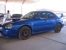 subaru impreza modified blue nicewall the nissan rouge is a relative