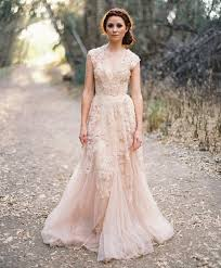 garden wedding dresses discount 2016 dreamy garden wedding dresses by reem acra vintage v
