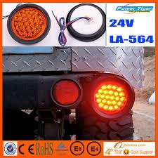 car led lights for sale 12v 24v round 95mm led trailer truck lights stop turn car rear led