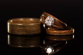 wooden wedding rings wooden engagement rings wood entrancing wooden wedding rings