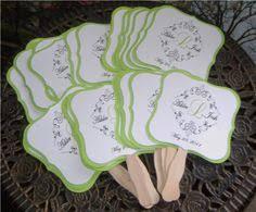 Fan Wedding Program Kits Diy Scroll Fan Wedding Program Kit Program Fans Fan Programs