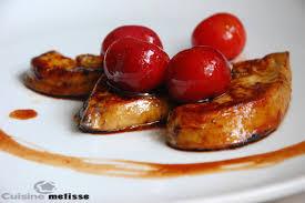 cuisiner le foie gras cru foie frais poêlé aux cerises conséquences d un dîner à la tupina