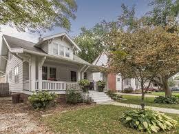 Craftsman Homes For Sale Craftsman Style Des Moines Real Estate Des Moines Ia Homes For
