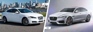 jaguar xf vs lexus is 250 jaguar xf u2013 old vs new compared carwow