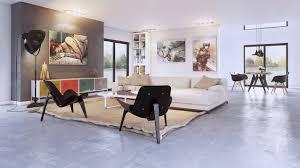 The Art Of Hanging Art - Modern art interior design